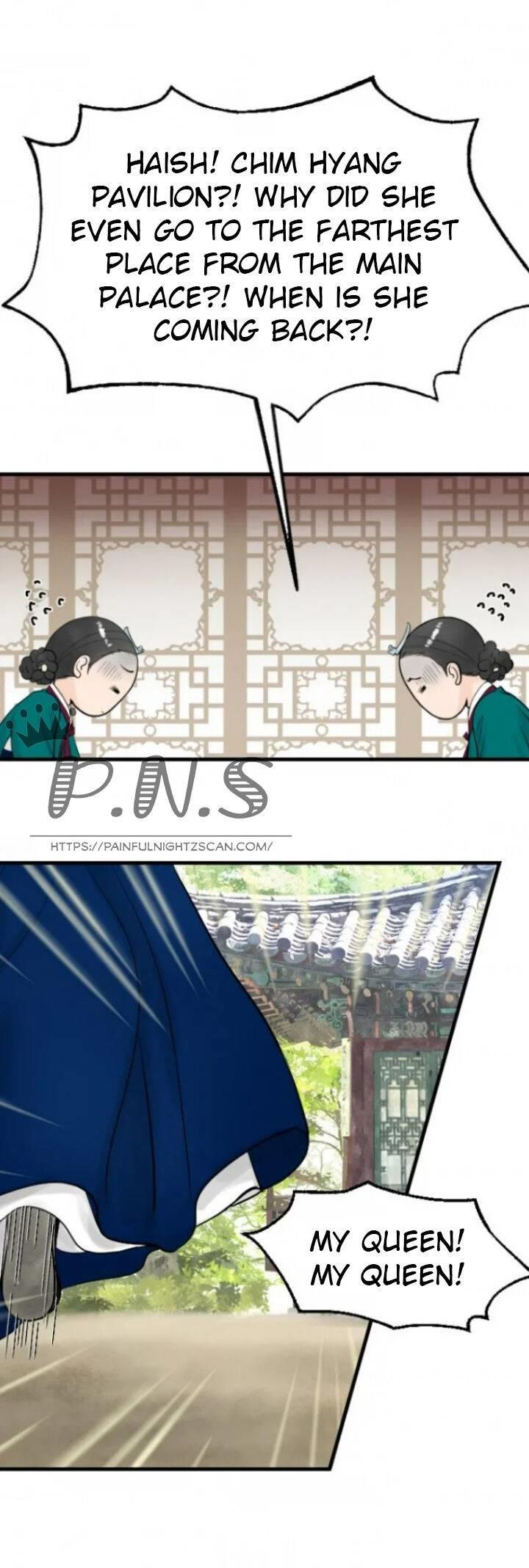 The Queen Of Flowers Chapter 16 page 21 - Mangakakalots.com