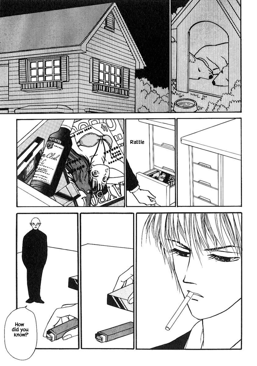 Shi To Kanojo To Boku Chapter 13.3 page 3 - Mangakakalots.com