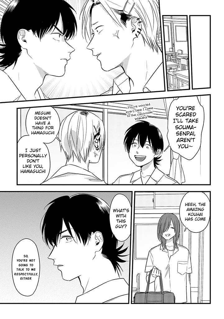Soushi Souai (Liberum) Chapter 55: Hierarchical Relationship page 5 - Mangakakalots.com