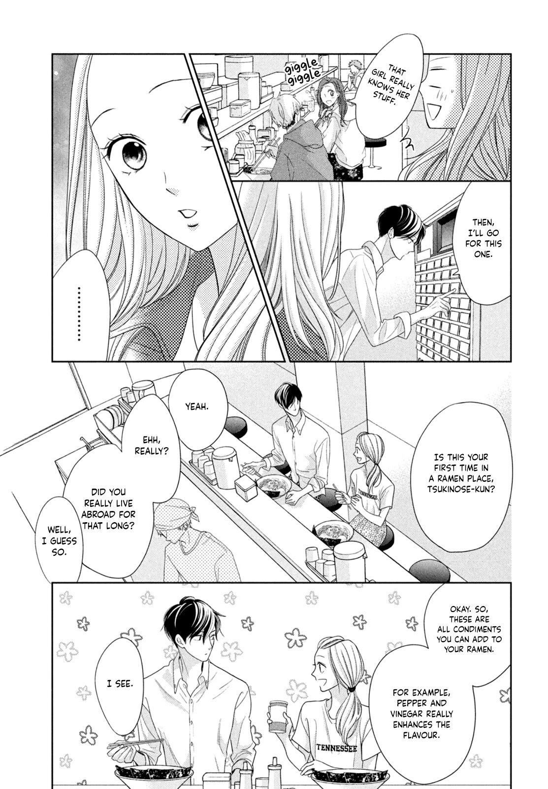 Arashi-Kun No Dakimakura Chapter 7: Because We're The Same page 17 - Mangakakalots.com