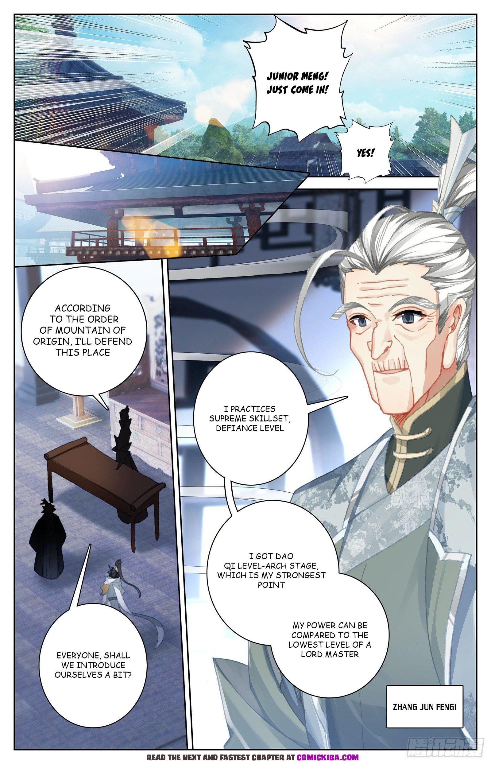 Azure Legacy Chapter 101 page 14 - Mangakakalots.com