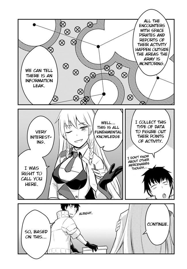 Mezametara Saikyou Soubi To Uchuusen-Mochi Datta No De, Ikkodate Mezashite Youhei Toshite Jiyuu Ni Ikitai Chapter 16.2: (Part Two) page 1 - Mangakakalots.com