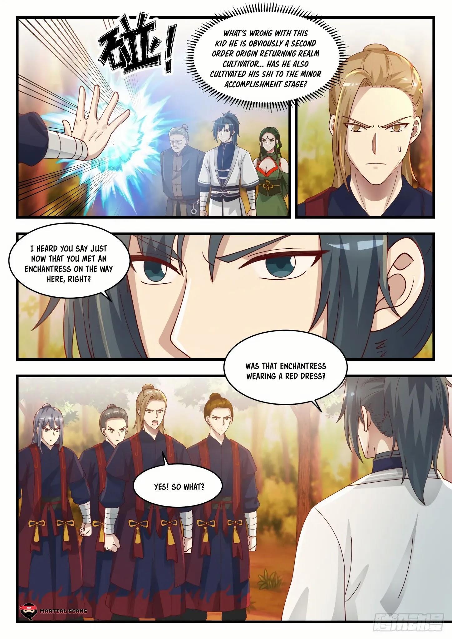 Martial Peak Chapter 1386: Kill Him page 2 - Mangakakalots.com