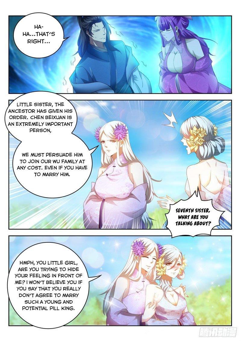 Rebirth Of The Urban Immortal Cultivator Chapter 477 page 8 - Mangakakalots.com