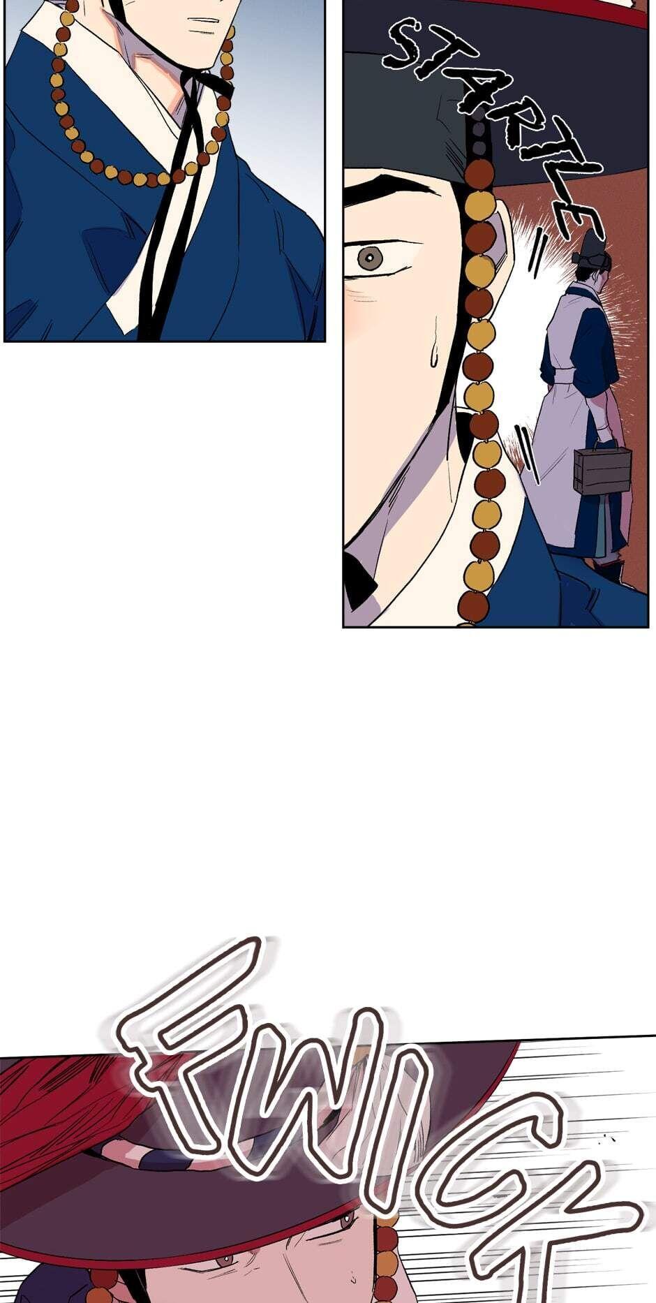 Finally, The Blue Flame Chapter 21 page 34 - Mangakakalots.com