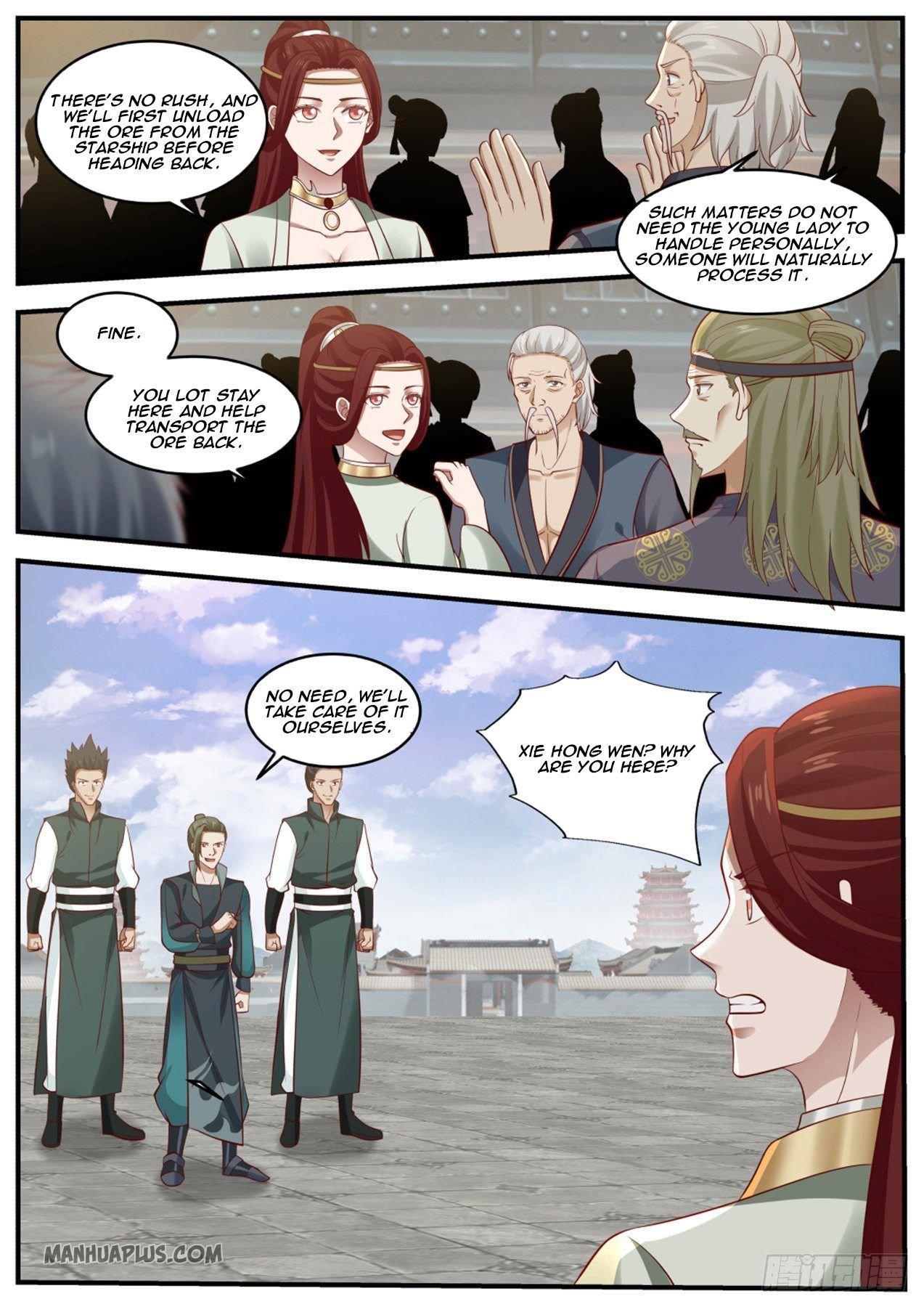 Martial Peak Chapter 986 page 3 - Mangakakalots.com
