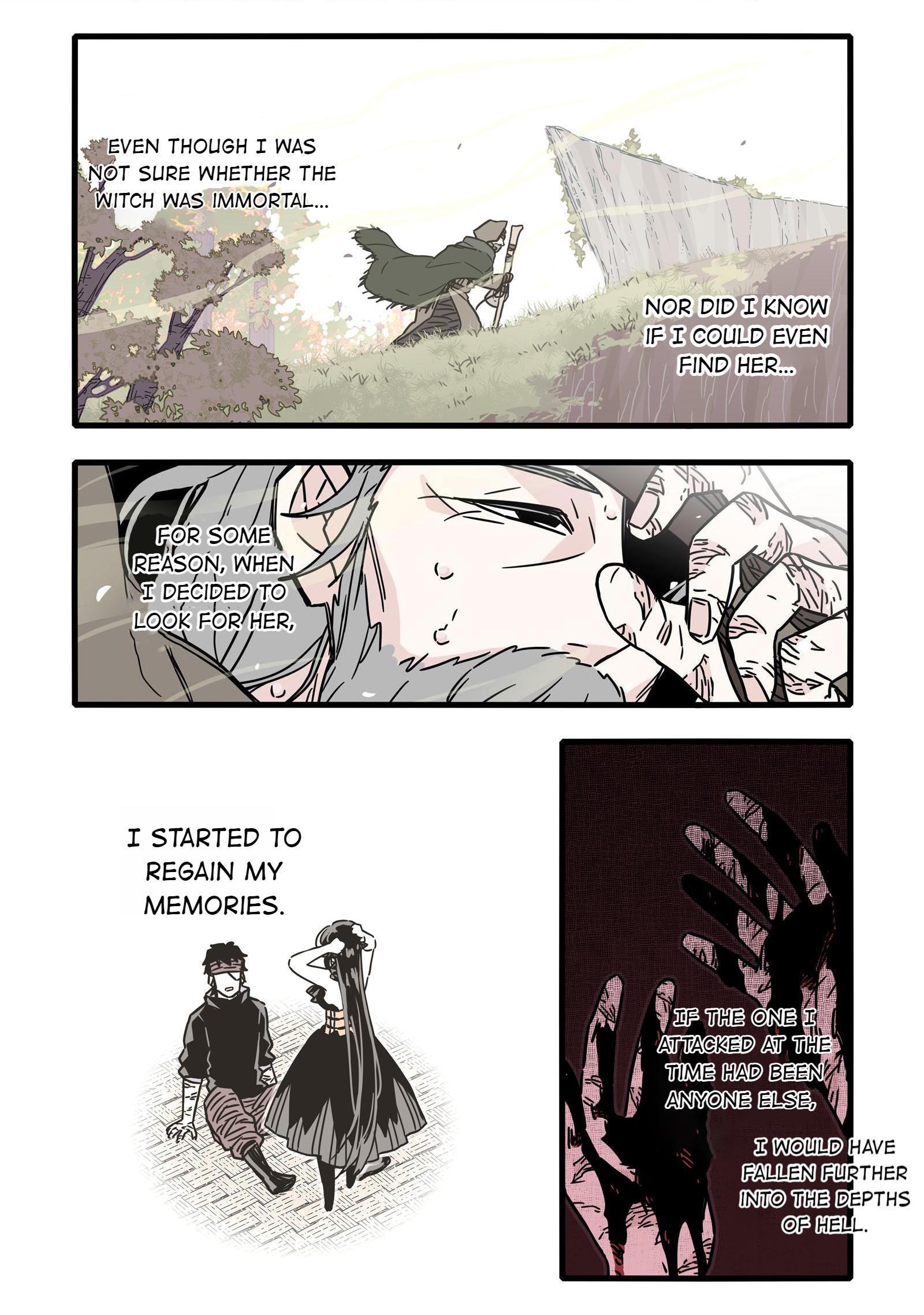 Brainless Witch Chapter 37: Episode 33 page 12 - Mangakakalots.com