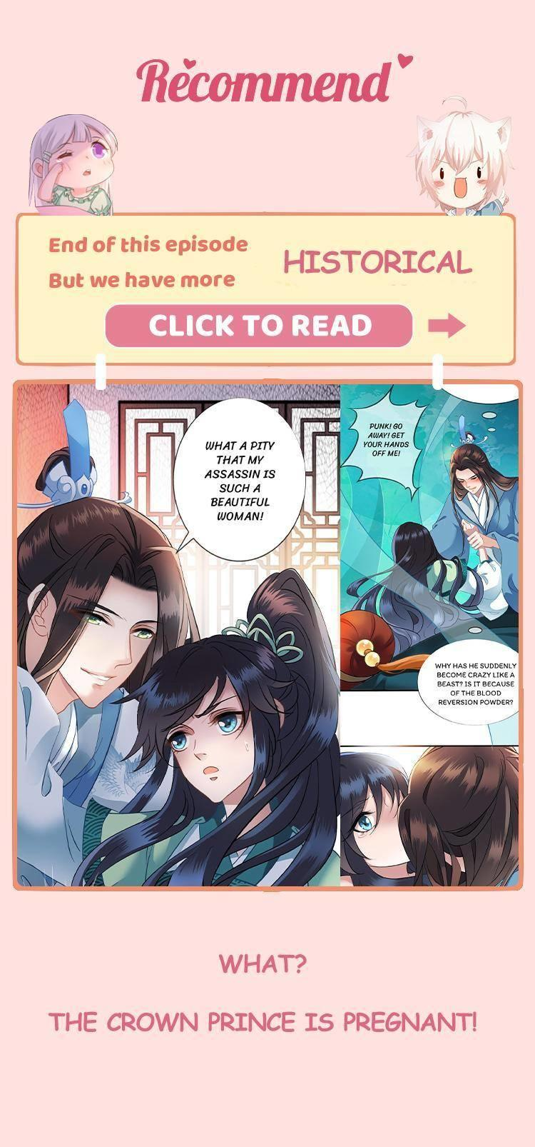 Revenge Of A Fierce Princess Chapter 326 page 31 - Mangakakalots.com
