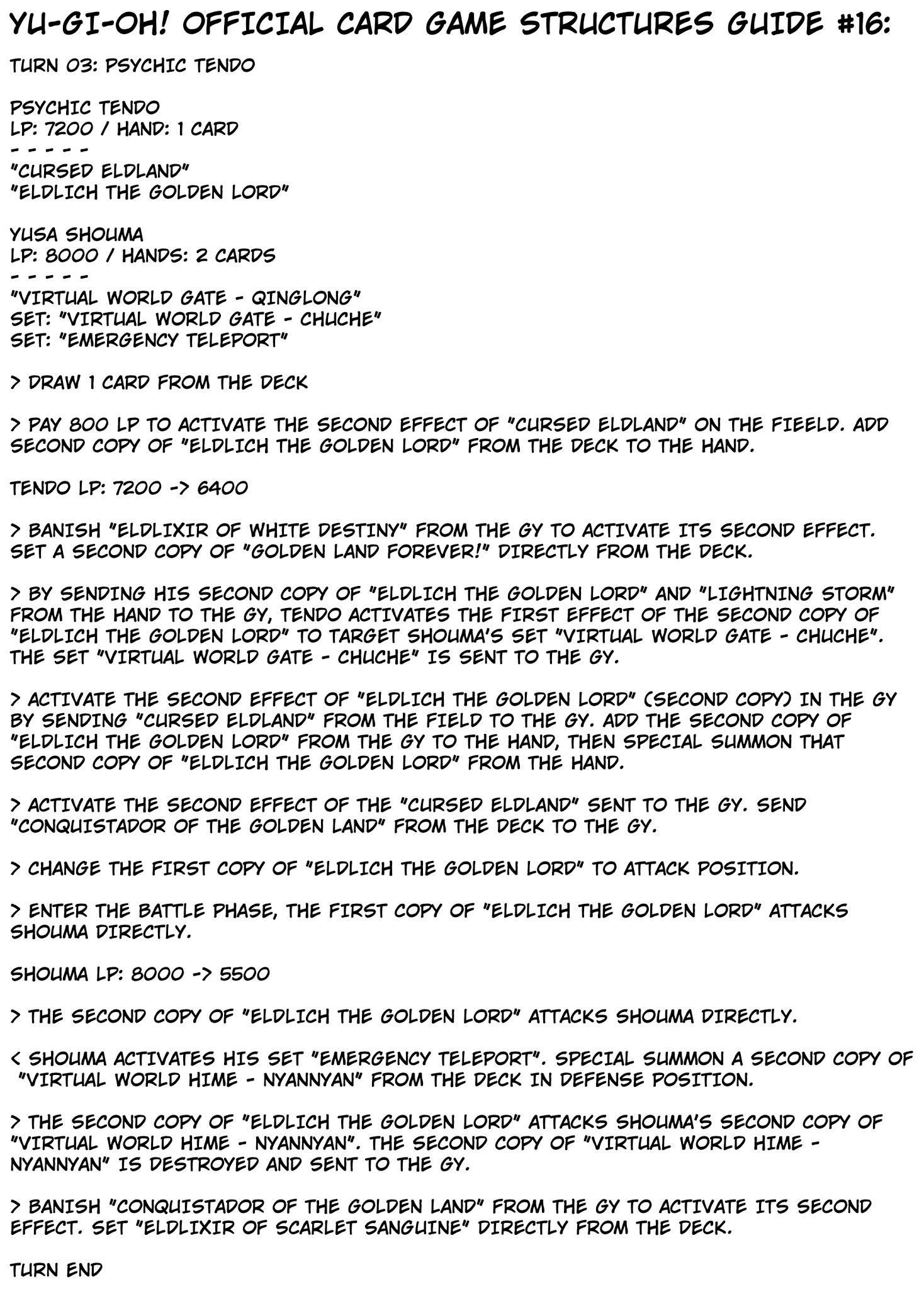 Yu-Gi-Oh! Ocg Structures Chapter 16: Virtual World Vs Eldlich page 27 - Mangakakalots.com