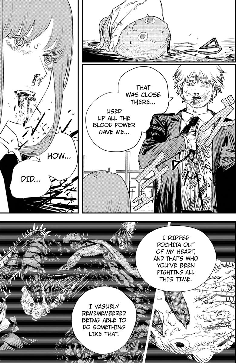Chainsaw Man Chapter 96: This Flavor page 8 - Mangakakalots.com