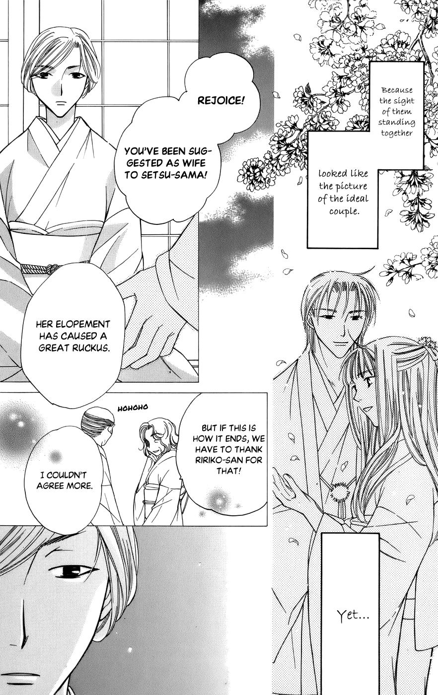Platinum Garden Chapter 61 page 32 - Mangakakalots.com