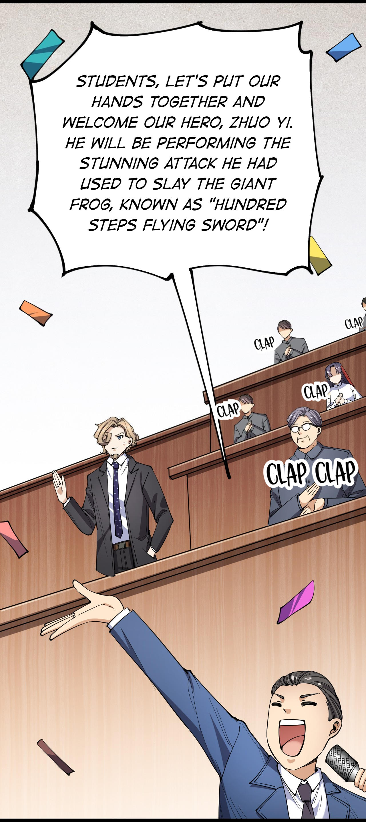 The Daily Life Of Immortal King Chapter 55: The Exchange Event Is Over? Nah, More Excitement To Come! page 13 - Mangakakalots.com