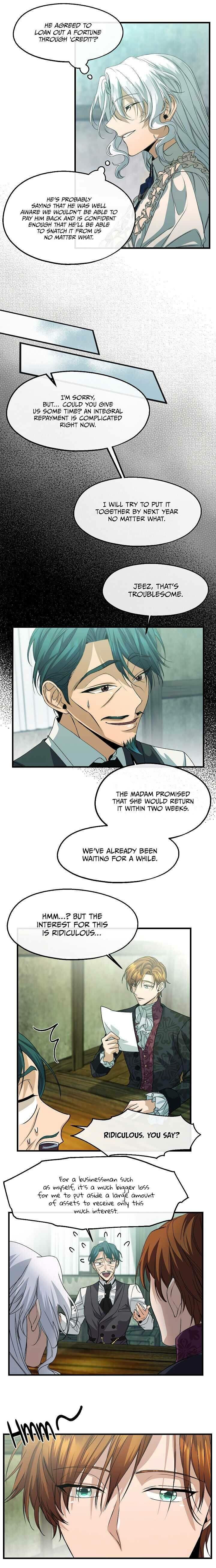 Don'T Call Me Sister Chapter 19 page 3 - Mangakakalots.com