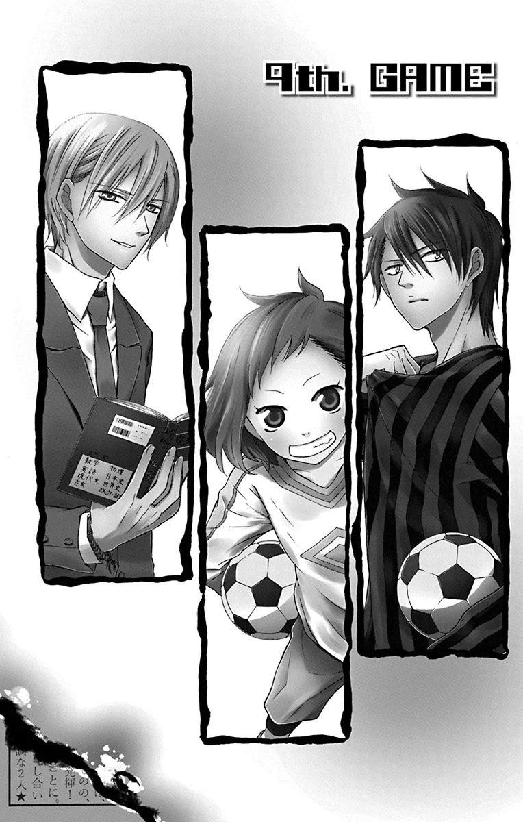 Seiten Kickoff Chapter 9 page 4 - Mangakakalots.com