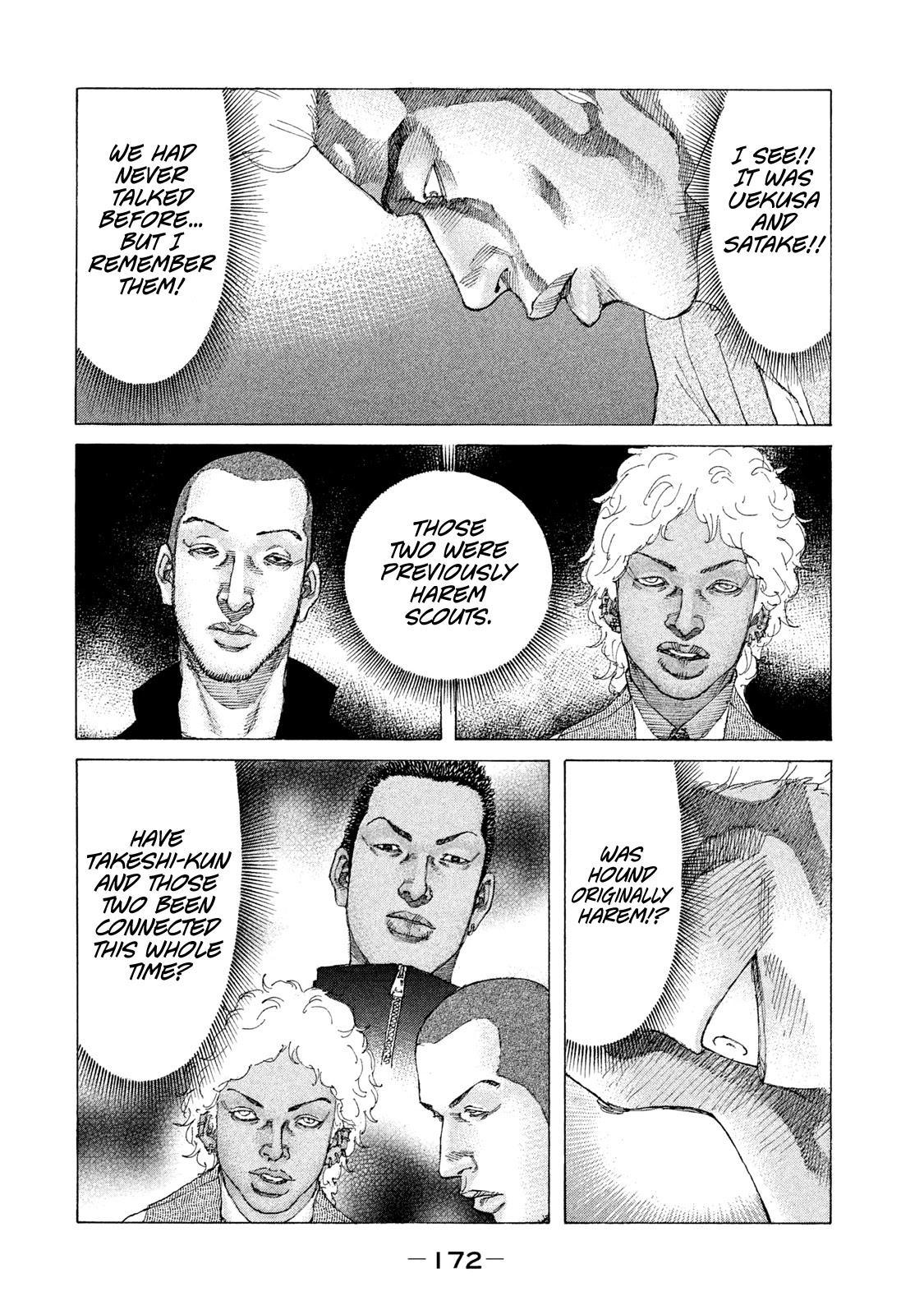 Shinjuku Swan Chapter 212: Fetish page 7 - Mangakakalots.com