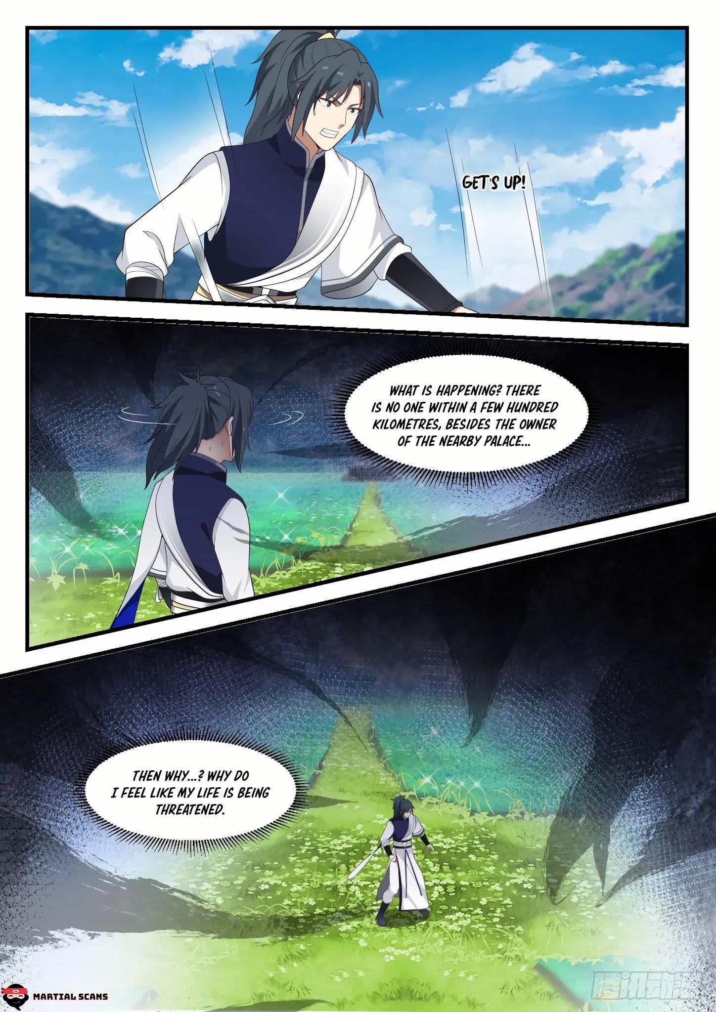 Martial Peak Chapter 933: Life Being Threatened page 7 - Mangakakalots.com