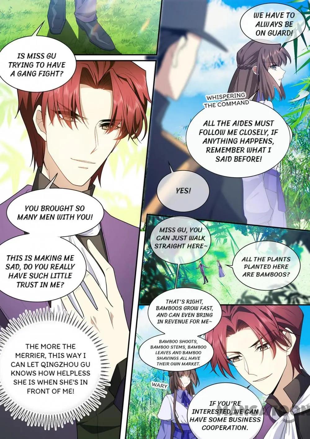 The Epic Revenge Chapter 390 page 8 - Mangakakalots.com