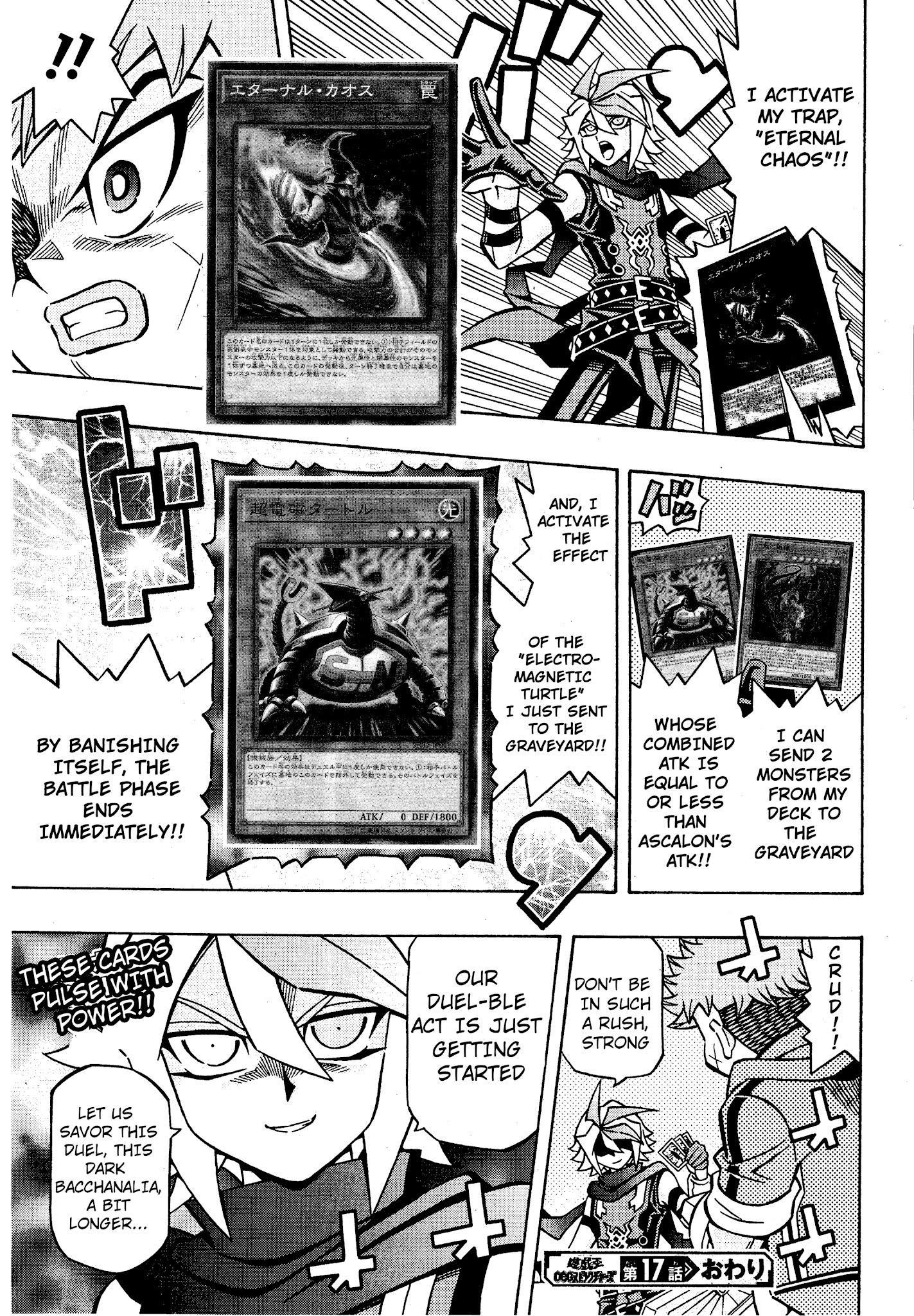 Yu-Gi-Oh! Ocg Structures Chapter 17: Weakest Vs Strongest page 26 - Mangakakalots.com