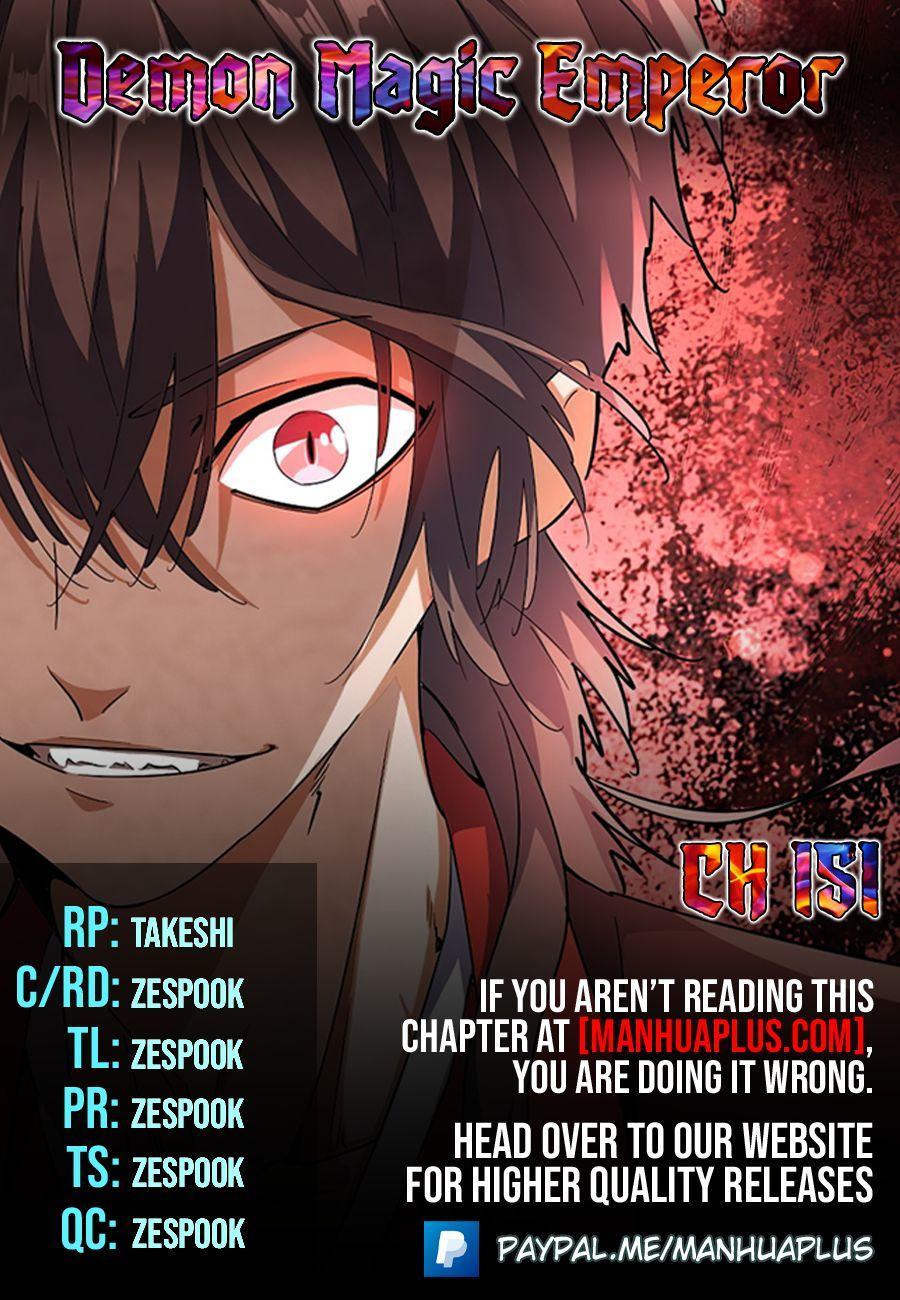 Magic Emperor Chapter 151 page 1 - Mangakakalots.com