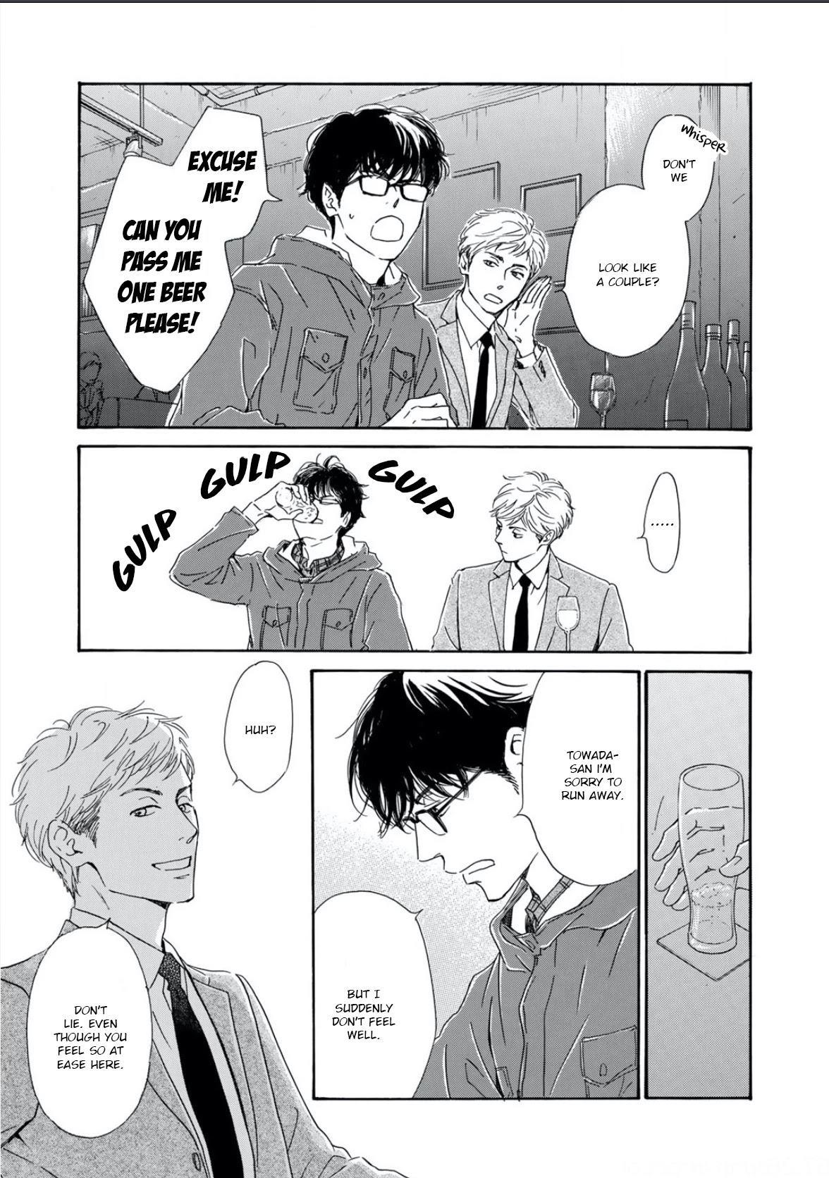 Anti-Romance Chapter 5 page 23 - Mangakakalots.com