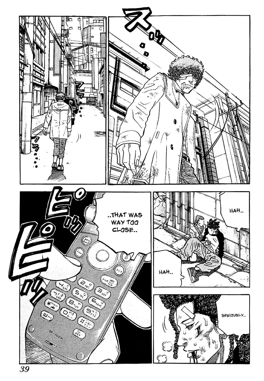 Gang King Vol.10 Chapter 72: Revenge page 11 - Mangakakalots.com