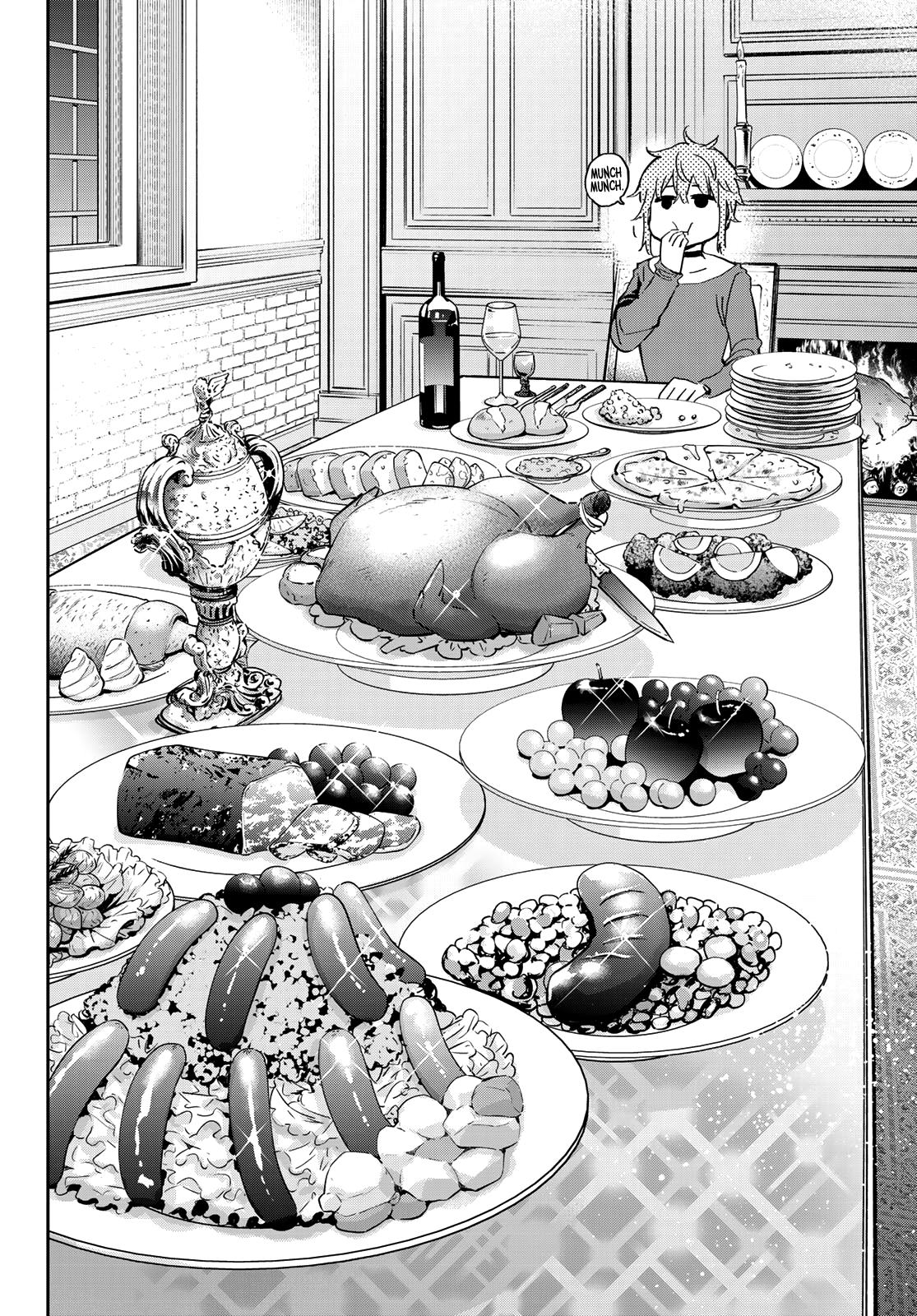 Tricks Dedicated To Witches Chapter 12: The Captive Witch page 13 - Mangakakalots.com