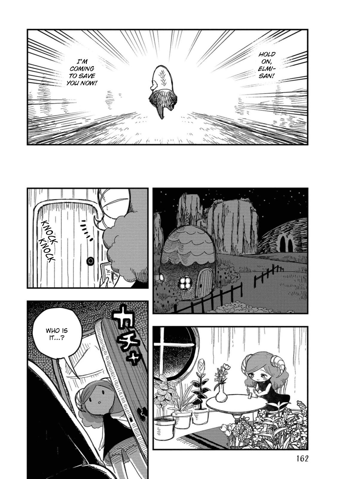 Rojica To Rakkasei Chapter 16: Love And Illusion page 16 - Mangakakalots.com