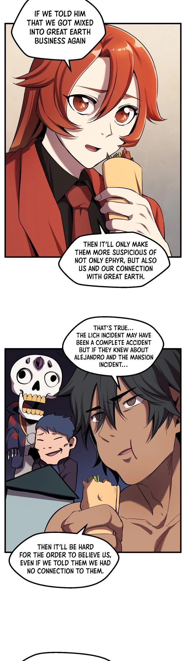 Survival Story Of A Sword King In A Fantasy World Chapter 50: End Season 1 page 22 - Mangakakalots.com