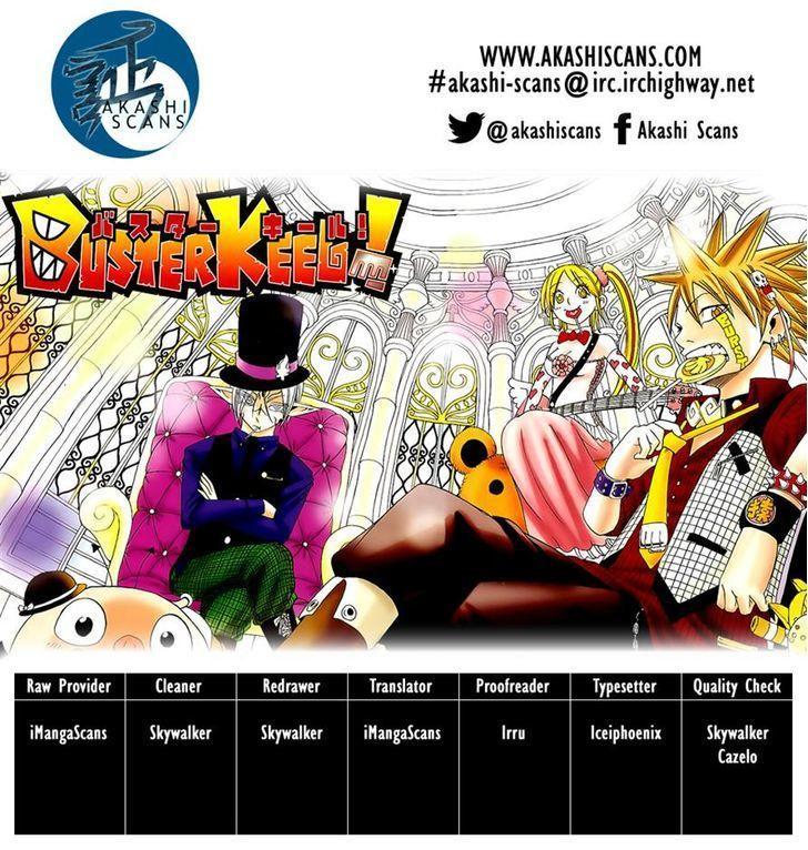 Buster Keel! Vol.7 Chapter 27 : Adventurer S Circus (Part 2) page 44 - Mangakakalots.com