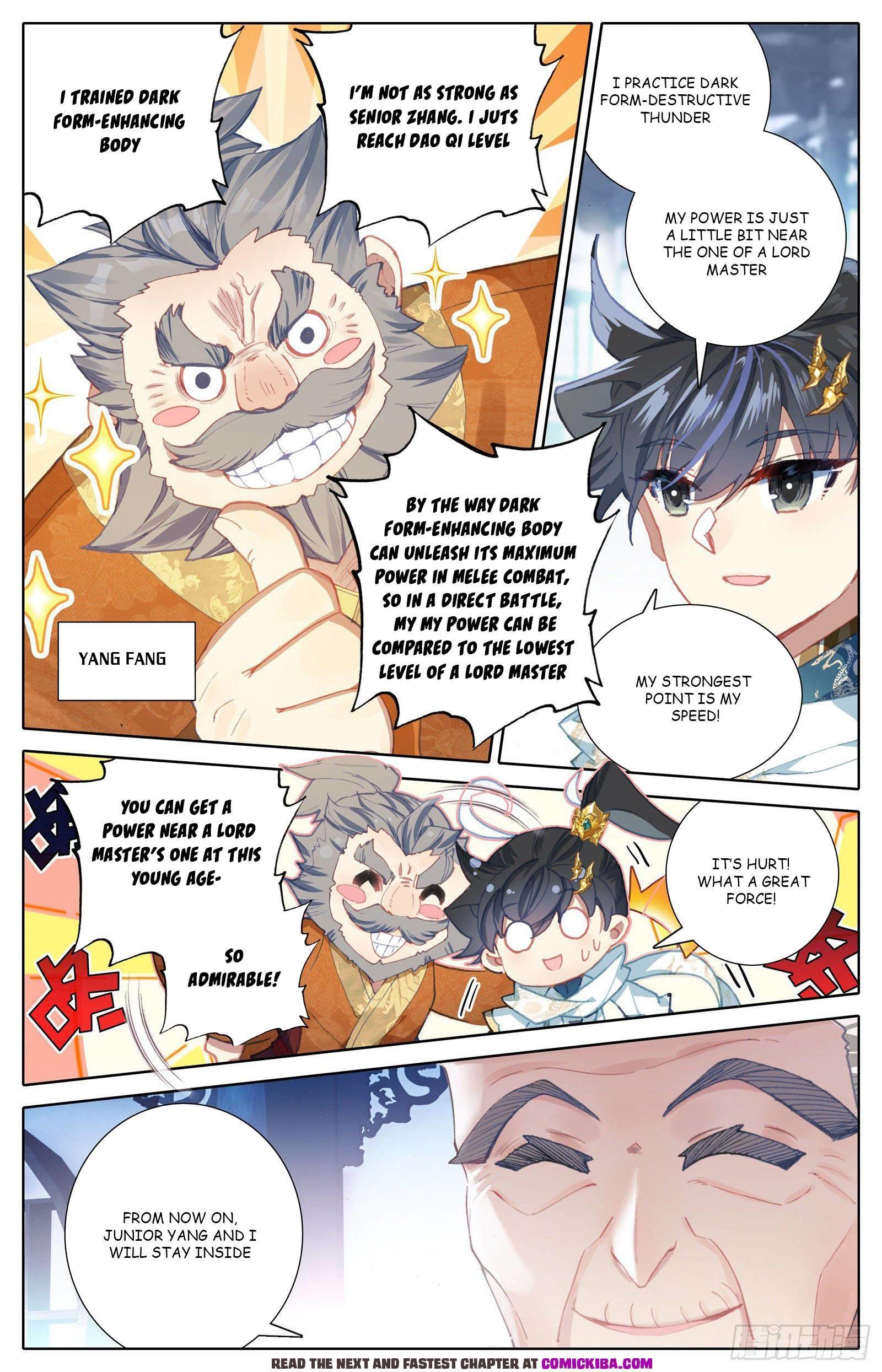 Azure Legacy Chapter 101 page 15 - Mangakakalots.com