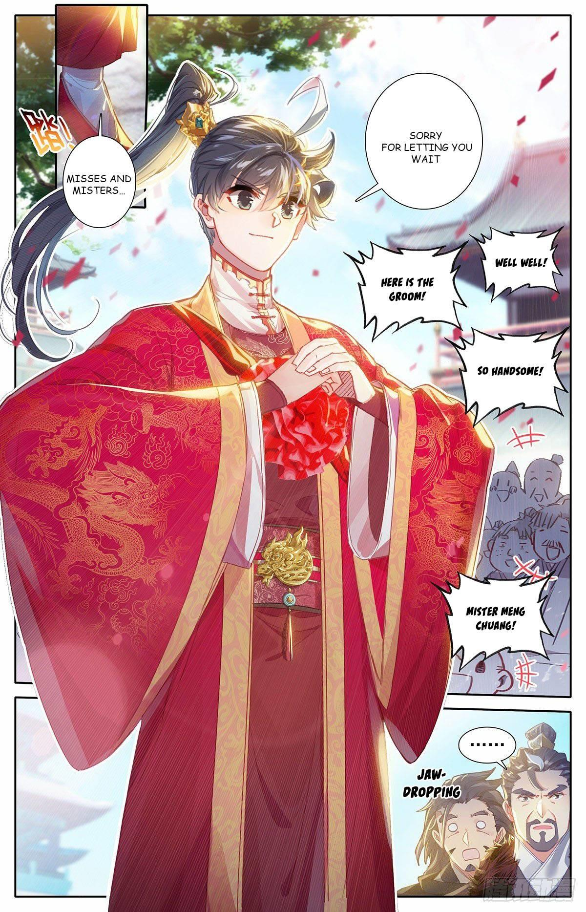 Azure Legacy Chapter 99 page 9 - Mangakakalots.com