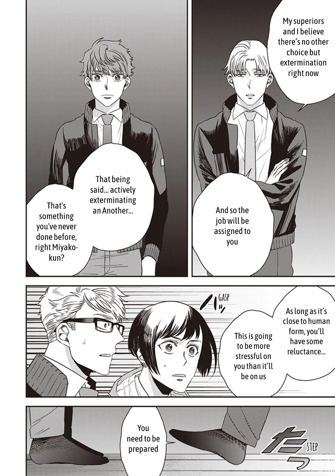 Midnight Occult Civil Servants Chapter 38: Becoming A Demon (Part 4) page 50 - Mangakakalots.com