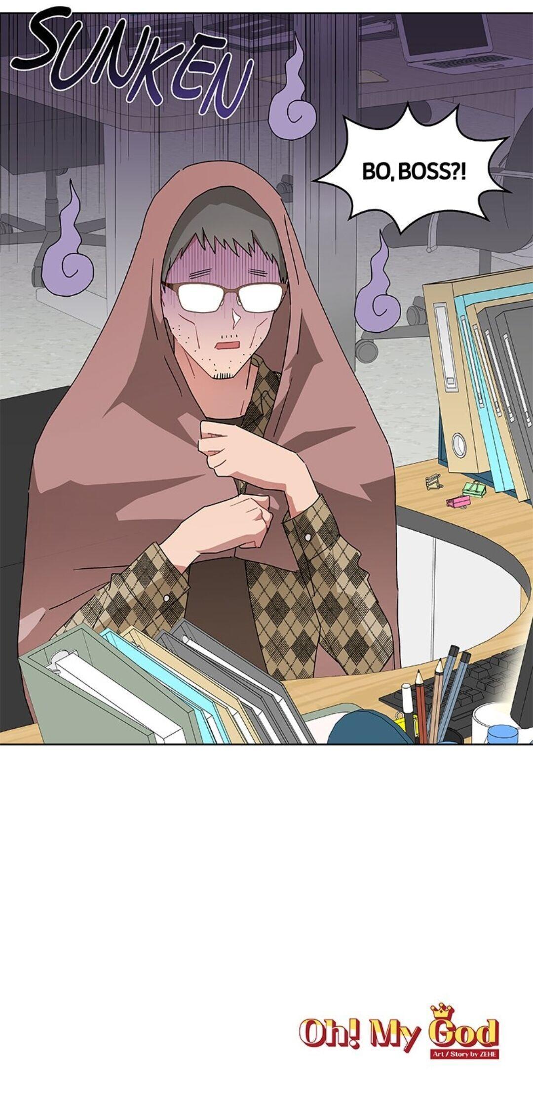 Oh! My God Chapter 25 page 25 - Mangakakalots.com