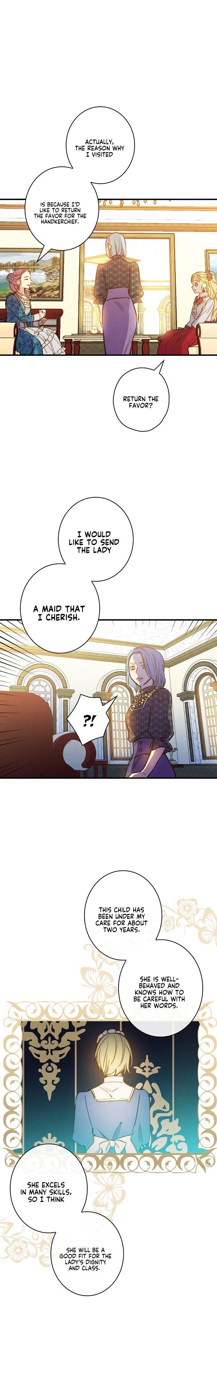 Shadow Queen Chapter 29 page 10 - Mangakakalots.com