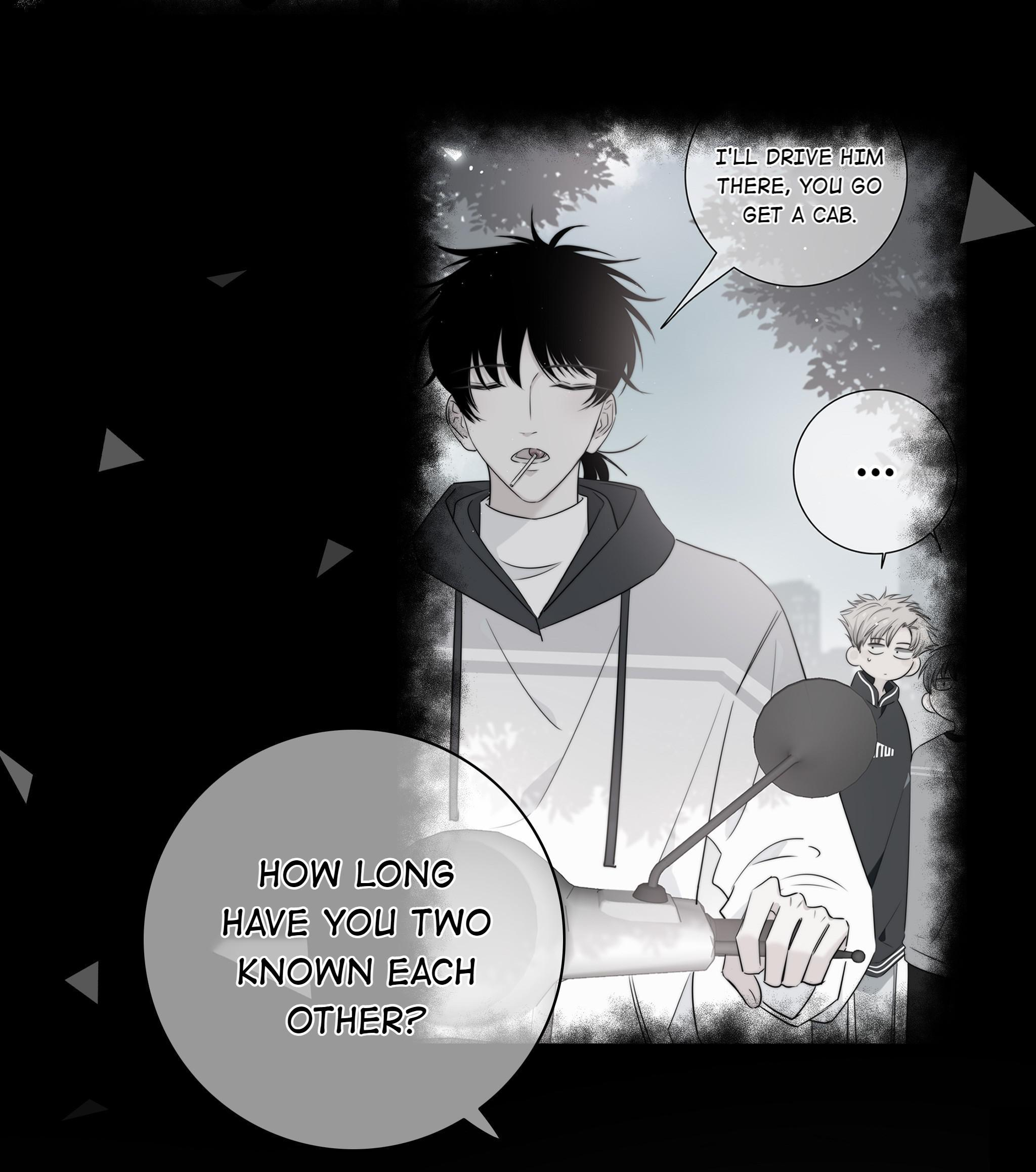 Touch Your World Chapter 36: Just Friends? page 31 - Mangakakalots.com