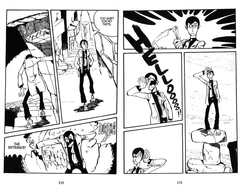 Lupin Iii Vol.13 Chapter 103: A Treasure To Serve page 2 - Mangakakalots.com