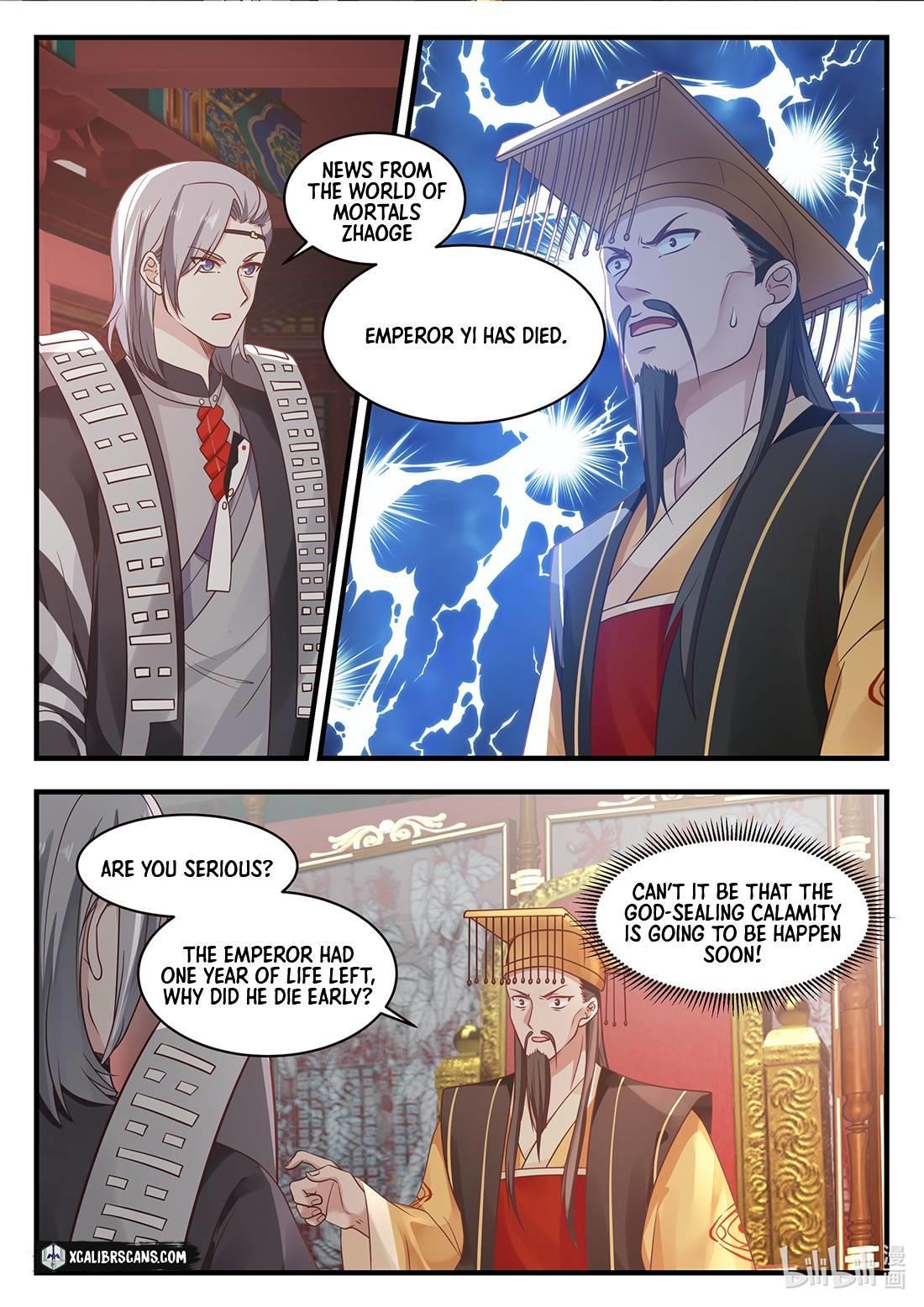 Dragon Throne Chapter 30 page 6 - Mangakakalots.com
