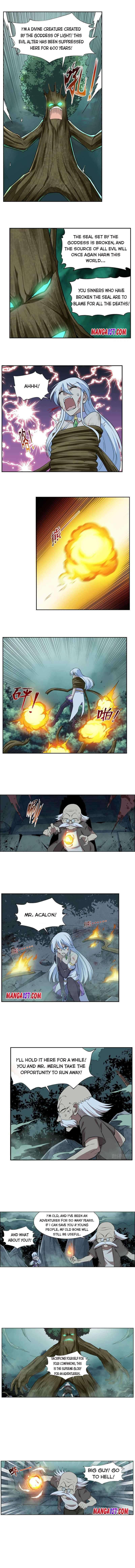The Demon King Who Lost His Job Chapter 209 page 5 - Mangakakalots.com