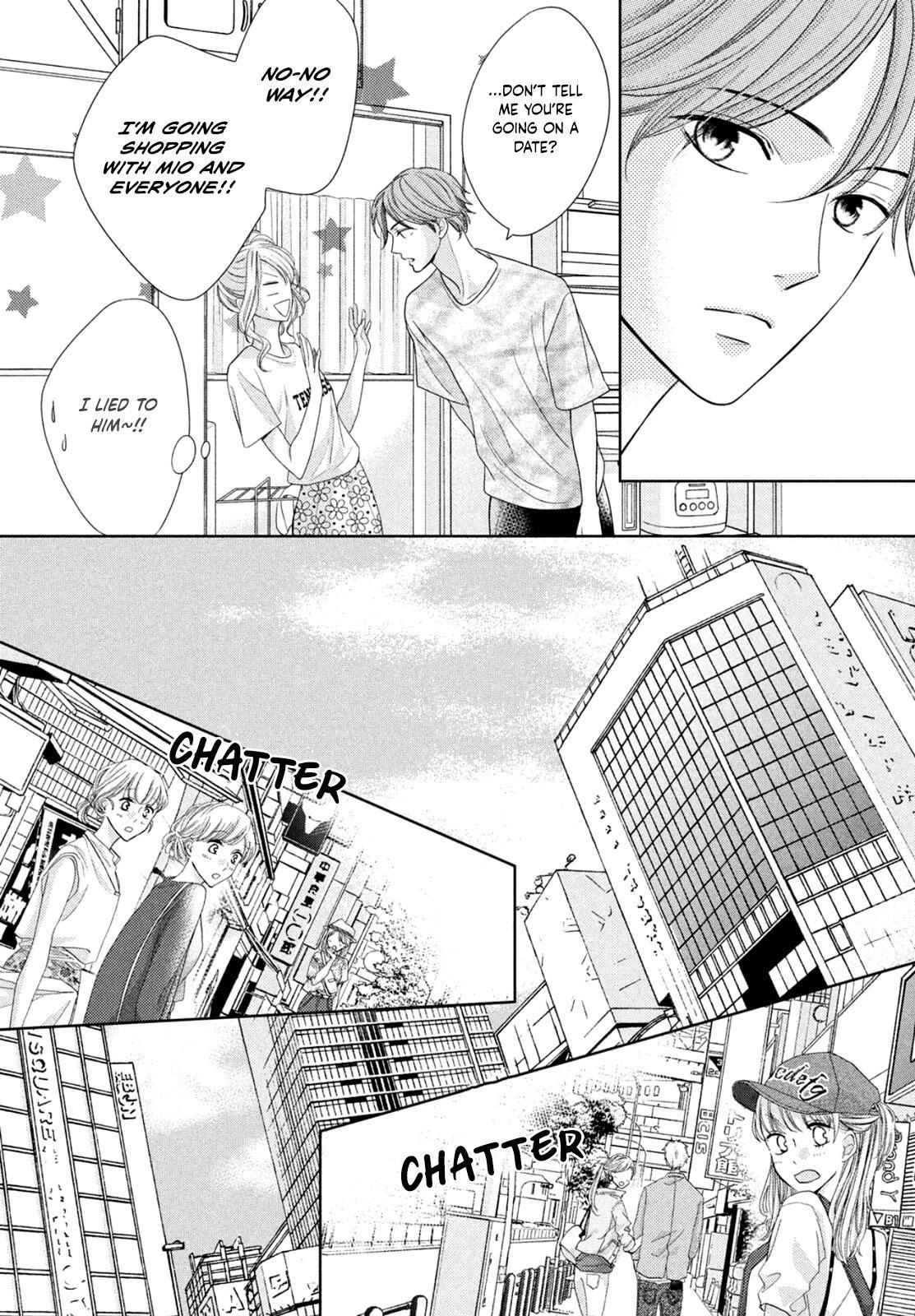 Arashi-Kun No Dakimakura Chapter 7: Because We're The Same page 10 - Mangakakalots.com