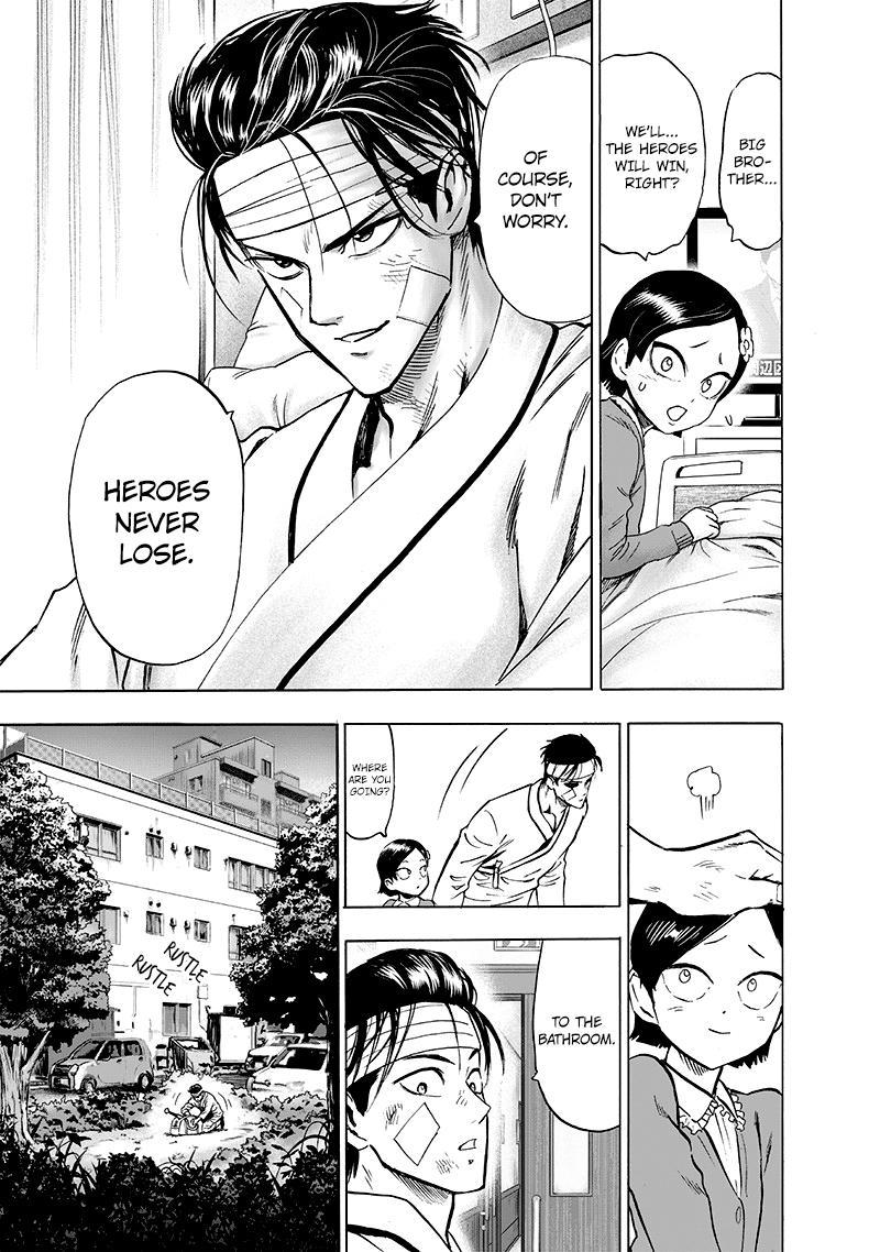 Onepunch-Man Chapter 131: Heroes Never Lose page 4 - Mangakakalots.com