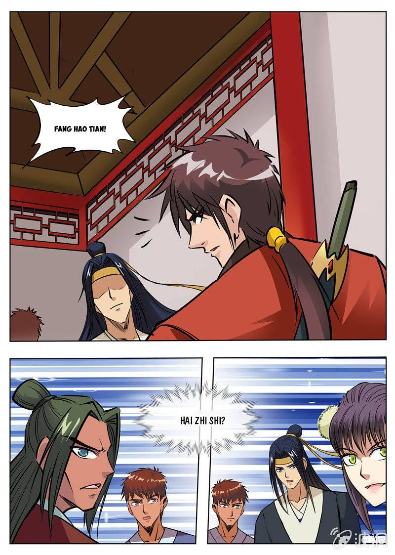 Greatest Sword Immortal Chapter 173.2 page 10 - Mangakakalots.com