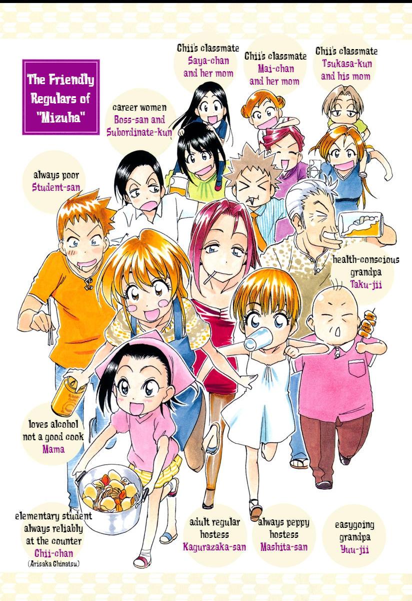 Chii-Chan No Oshinagaki Hanjouki Vol.2 Chapter 6: 11Th Item: Workers Meal - Curry ; 12Th Item: Seasonal Ingredients page 3 - Mangakakalots.com