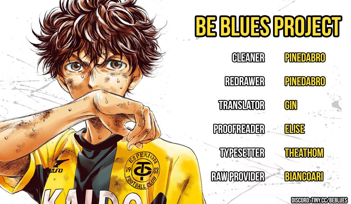 Ao Ashi Vol.14 Chapter 147: Big Three page 22 - Mangakakalots.com