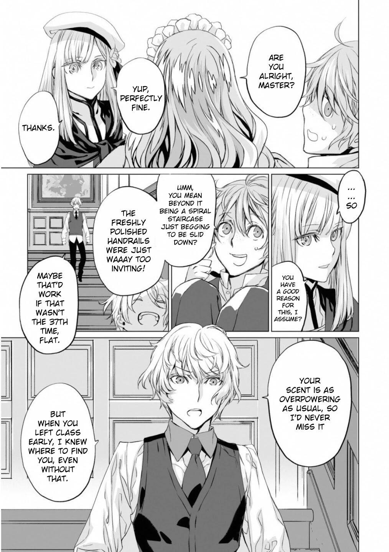 Lord El-Melloi Ii-Sei No Jikenbo Chapter 15 page 18 - Mangakakalots.com