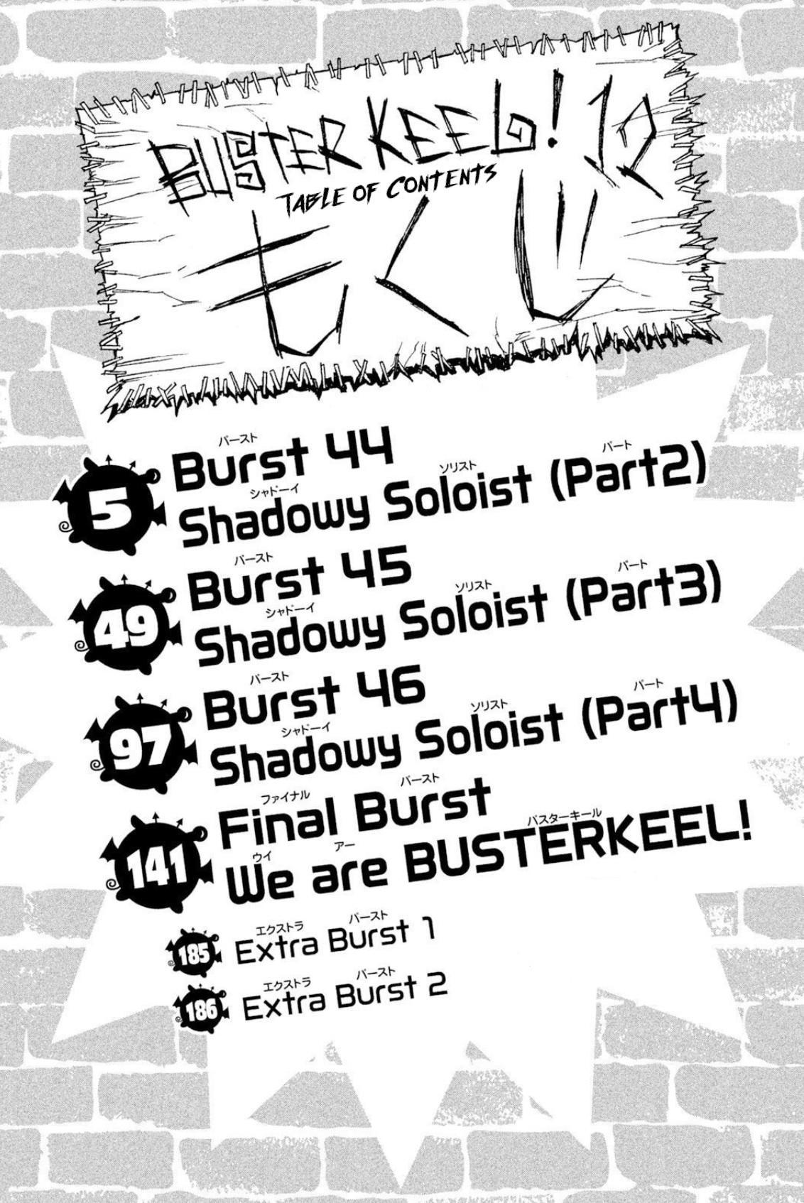 Buster Keel! Chapter 44: Shadowy Soloist (Part 2) page 7 - Mangakakalots.com