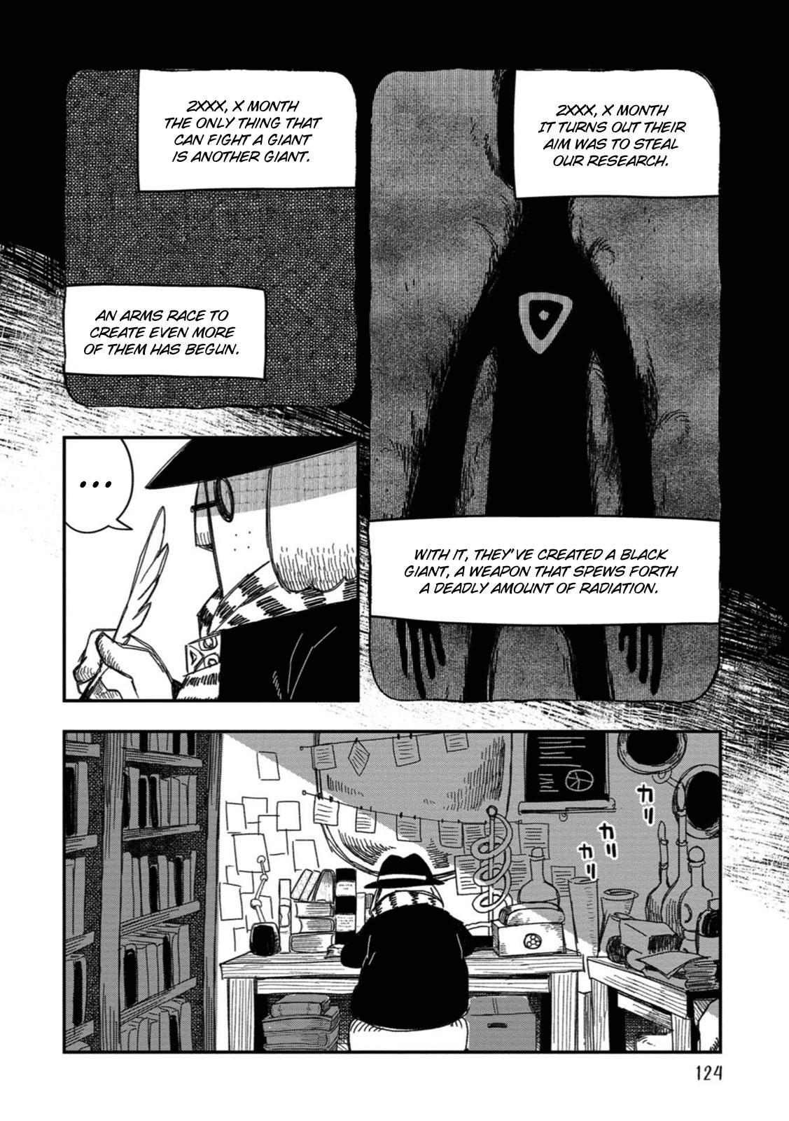 Rojica To Rakkasei Chapter 24: Among The Fireflies page 12 - Mangakakalots.com