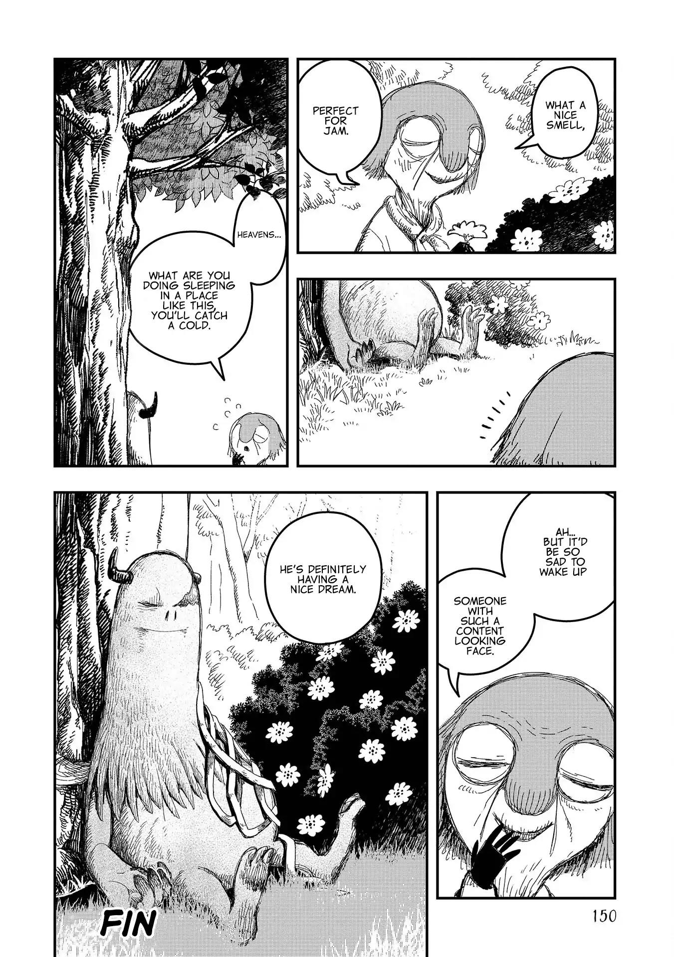 Rojica To Rakkasei Chapter 6: Bakubaku The Monster page 31 - Mangakakalots.com