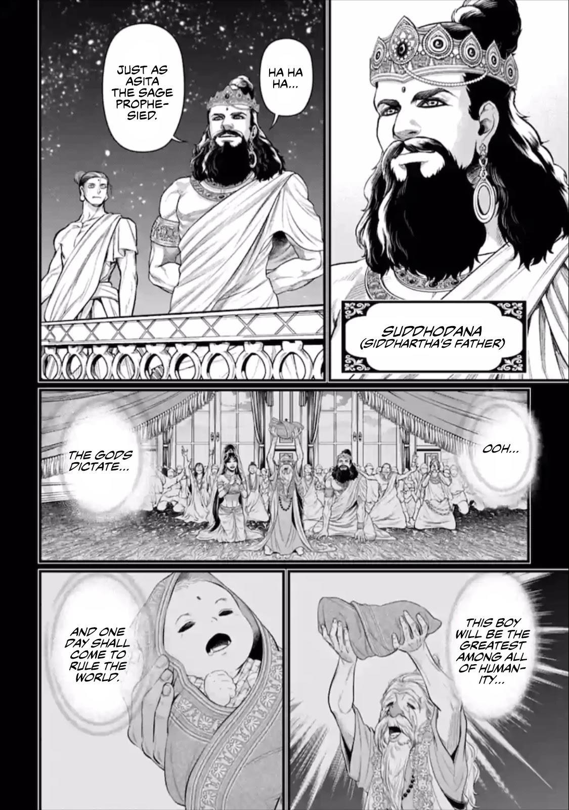 Record Of Ragnarok Chapter 47: The Path page 19 - Mangakakalots.com