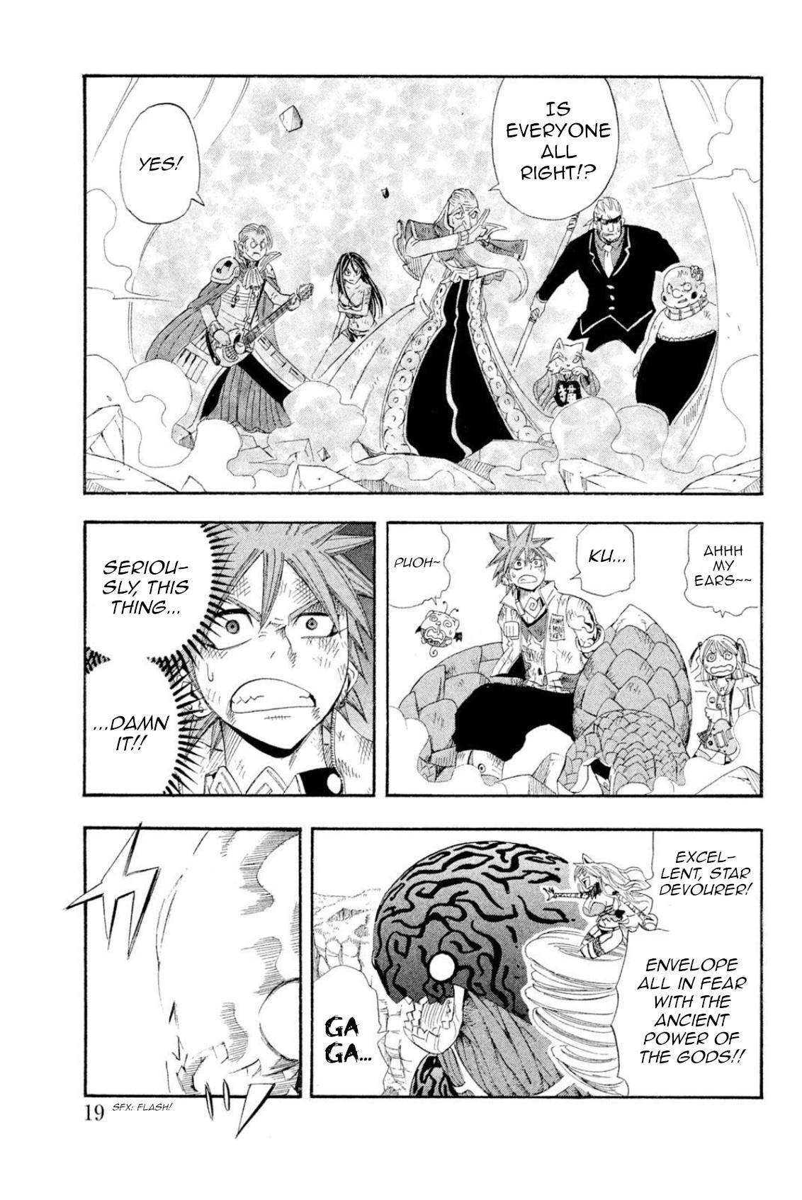 Buster Keel! Chapter 40: Feast Of God (Part 5) page 19 - Mangakakalots.com