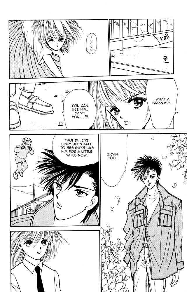 Shi To Kanojo To Boku Vol.1 Chapter 3 : I Can See...death page 12 - Mangakakalots.com